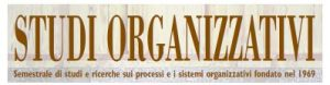 Call for paper Studi Organizzativi (n.1/2022): NEW TRAJECTORIES IN WORKPLACE COOPERATION
