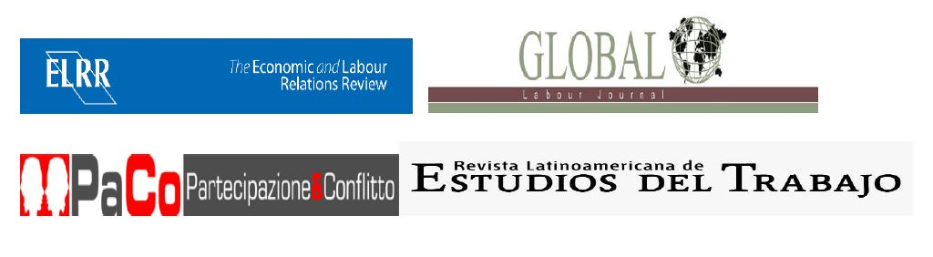 Labour conflict, forms of organization and class - Call for papers